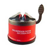 Knife Sharpener with Handle